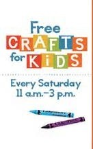 Crafts at Lakeshore Learning Store