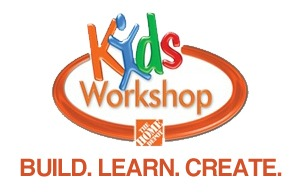 Home Depot Kids Worskshop