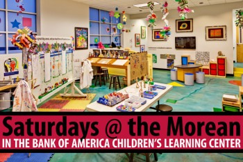 Saturdays Open Art @Morean Arts Center