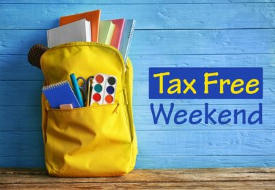 Florida's 2019 Back-to-School Tax-Free Days Guide