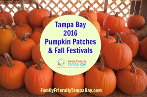 Tampa Bay 2016 Pumpkin Patches & Fall Festivals