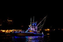 Christmas and Holiday Boat Parades in St. Petersburg, FL