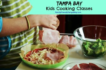 Get Healthy with Tampa Bay Kids Cooking Classes