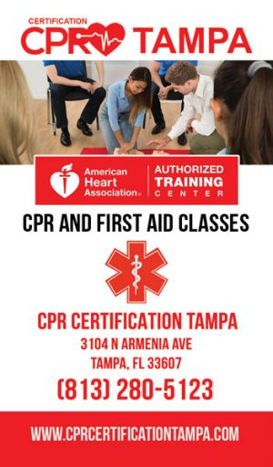 CPR Classes in Tampa Offers Certification and First-Aid Training