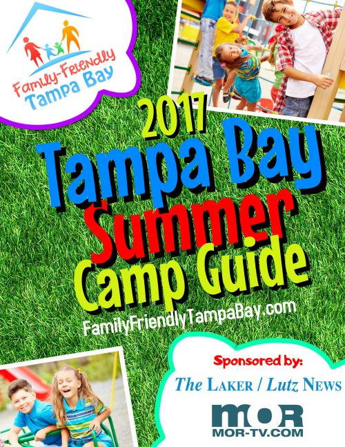 2017 Tampa Bay Area Summer Camp Guide