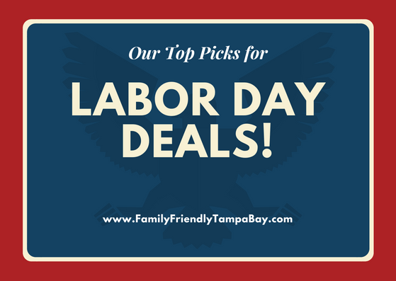 Family-Friendly Labor Day Deals for 2018