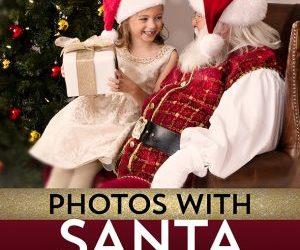 Santa Photos at The Shops at Wiregrass
