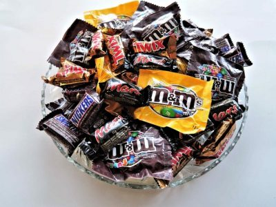What to Do with Leftover Halloween Candy? Donate, Earn Cash, and Re-Purpose