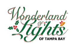 Holiday Light Displays at Tampa Bay's Wonderland of Lights in Hillsborough County