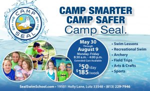 Seal Swim School Summer Camps (Camp Seal) @ Lutz | Florida | United States