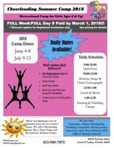Dance and Gymnastics Academy @ Dance and Gymnastics Academy | Land O' Lakes | Florida | United States