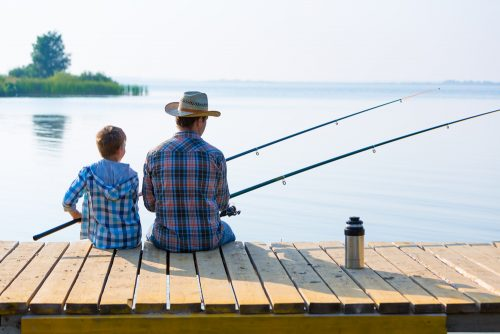 License-Free Fishing Days for Fresh and Saltwater in Florida