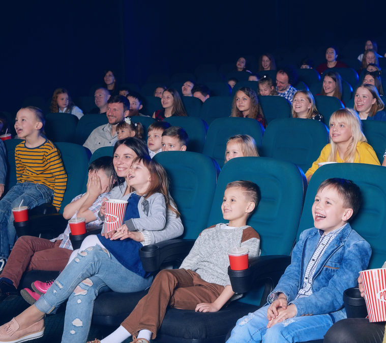 Summer Movies: Sensory Friendly Screening Guide for Families