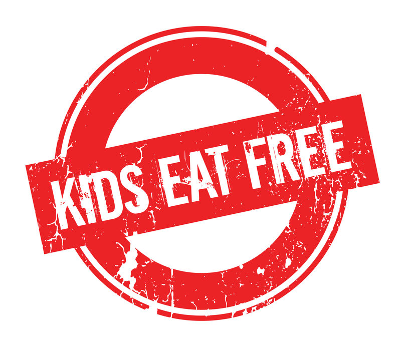 Tuesday Restaurant Deals & Kids Eat Free Offers for Tampa Bay Families