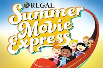 Regal Cinemas Theatres Kids Summer Movie Listing
