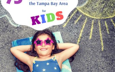 75 Free & Cheap Summer Fun for Kids Around Tampa Bay