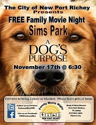 November Free Family Movie Night