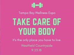 Tampa Bay Wellness Expo at Westfield Countryside