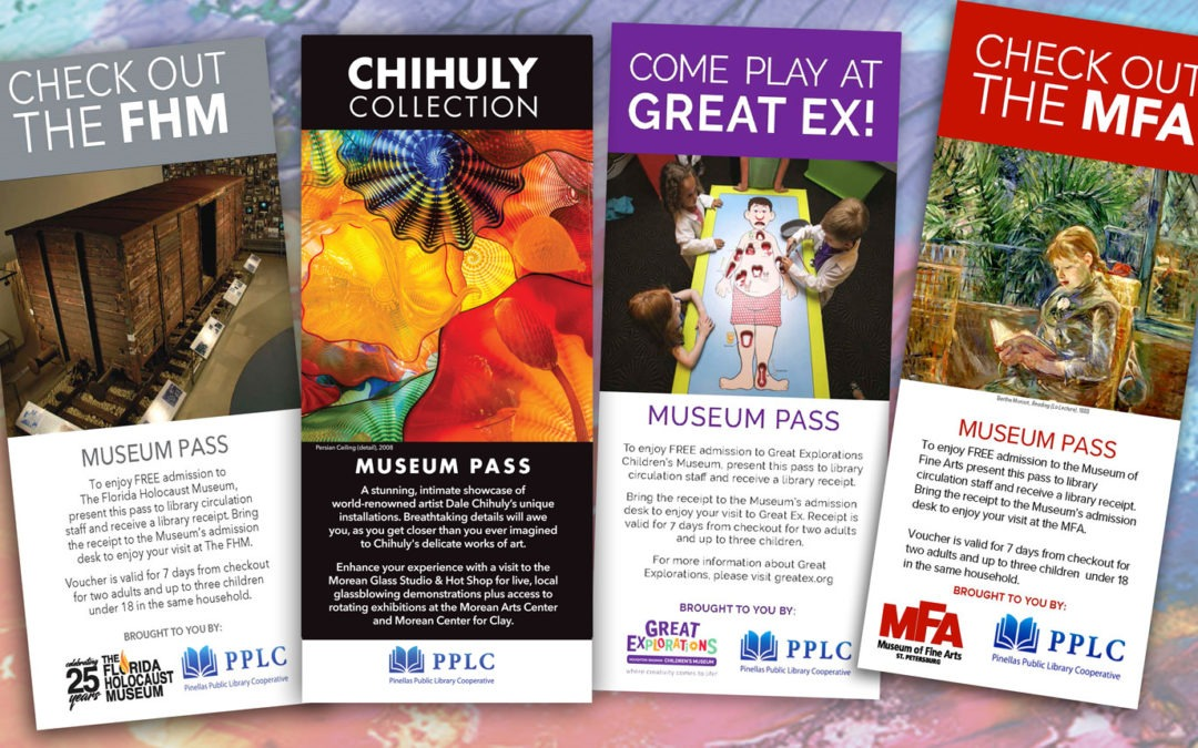 Pinellas County Library Card Offers Free Admission to Local Museums