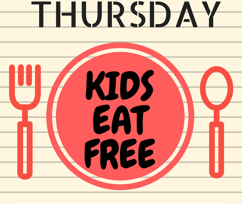 When All Kids Eat For Free >> Tampa Bay Kids Eat Free Cheap Offers On Thursday Family