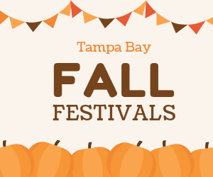 2019 Favorite Tampa Bay Family-Friendly Fall Festivals