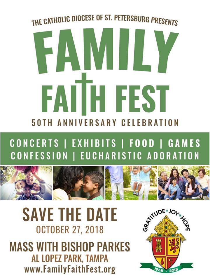Family Faith Fest! | Family-Friendly Tampa Bay