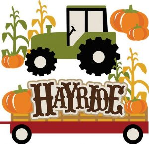 Family Fun Hayrides for The Fall Season