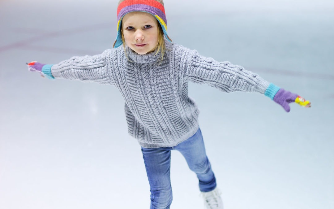 AdventHealth Center Ice Offers Ice Skating Sessions