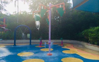 Busch Gardens Tampa Bay Splash Pad