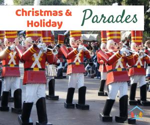2019 Christmas and Holiday Parades Around Tampa Bay