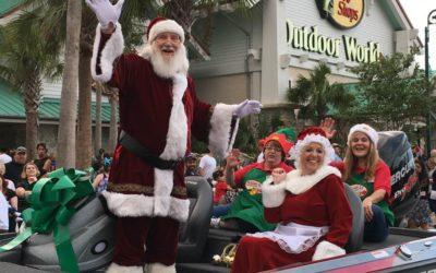 Santa Photos and Crafts at Bass Pro Shops Tampa