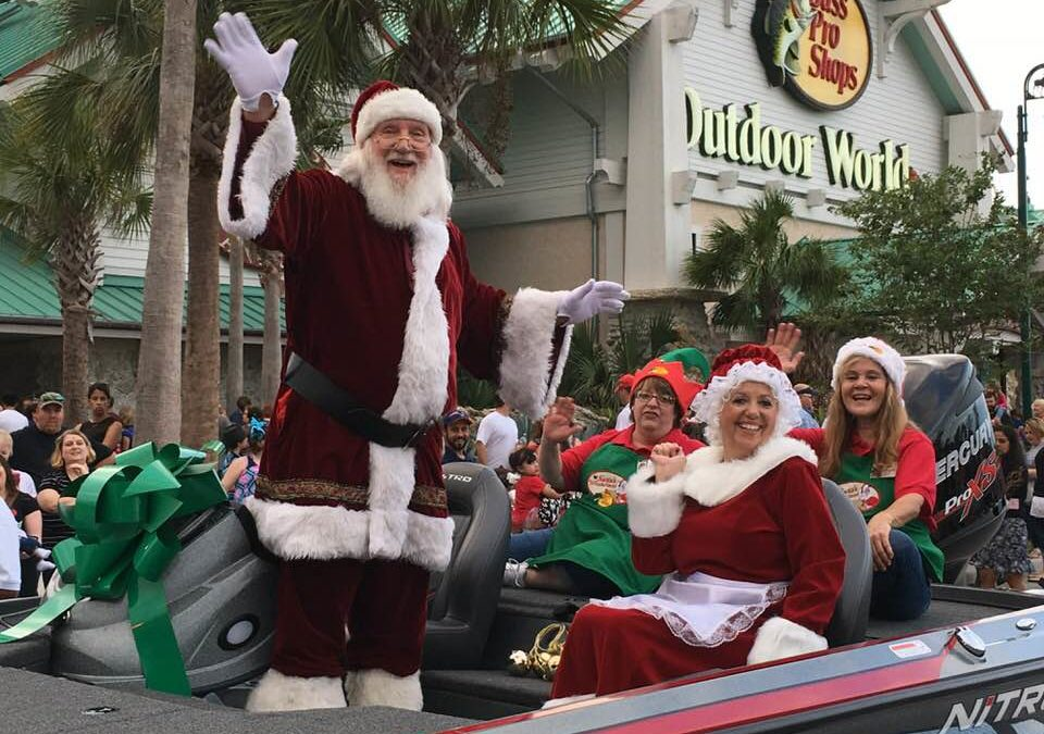 Santa Photos and Crafts at Bass Pro Shops Tampa