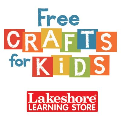 Lakeshore Learning Store Saturday Crafts