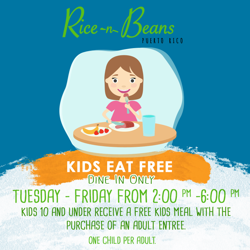 Tampa Bay Guide To Kids Eat Free Cheap Deals Family Friendly Tampa Bay