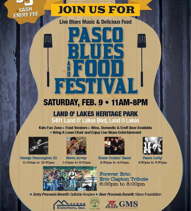 Pasco Blues & Food Festival – Visit Kids Zone by Family-Friendly Tampa Bay