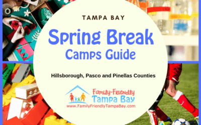 2019 Spring Break Camps in Hillsborough, Pasco and Pinellas County