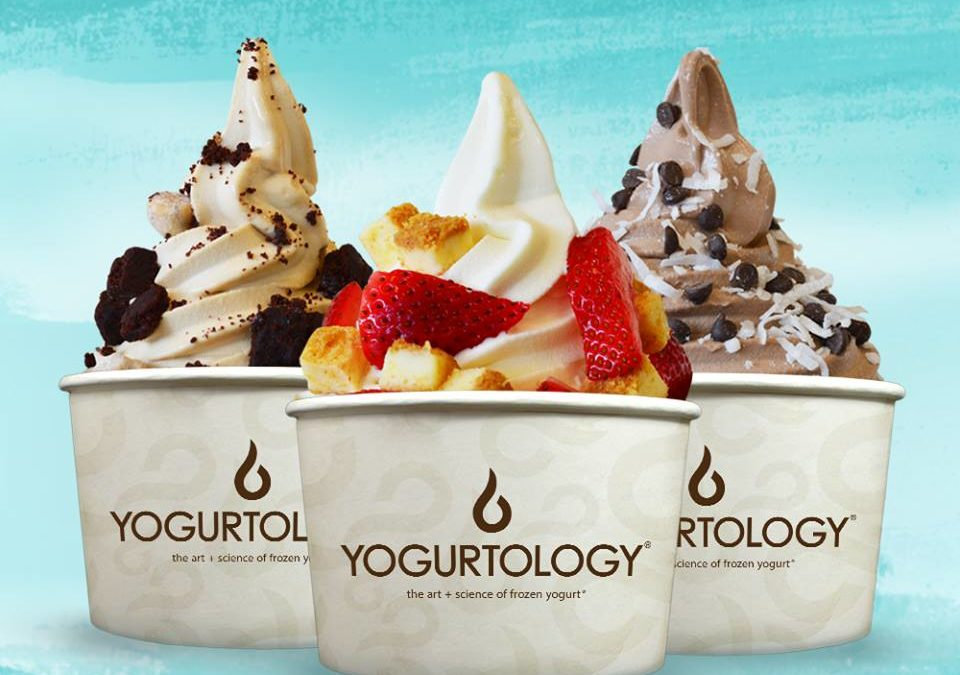 2020 FREE & Discounted FROYO for National Frozen Yogurt Day