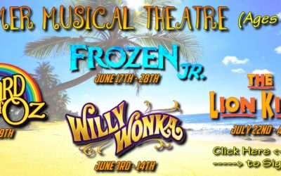 Florida Academy of Performing Arts Summer Camps