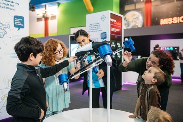 MOSI Summer Science Summer Camps