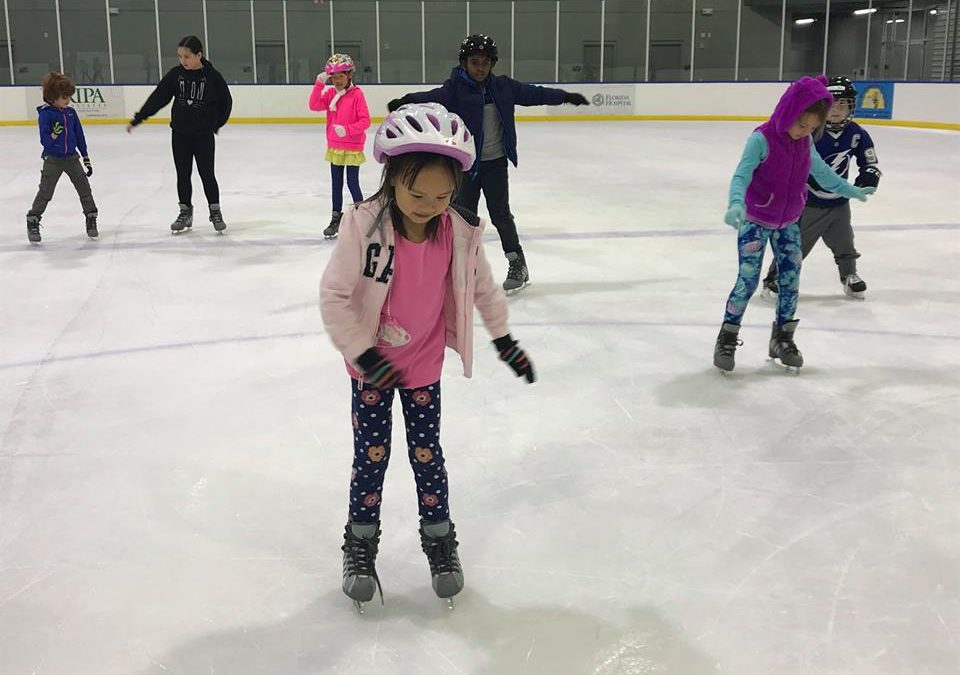 AdventHealth Center Ice – Learn to Skate Summer Camps in Wesley Chapel