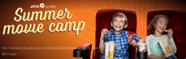 4 Summer Kids Movies At Amc Theatres For 2019 Family
