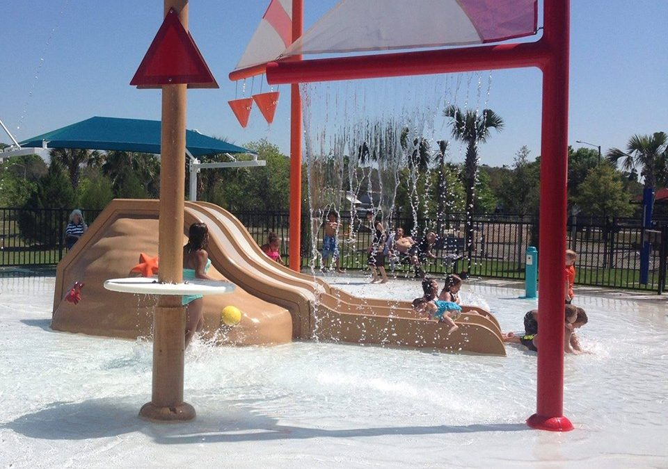 Tarpon Springs Splash Park