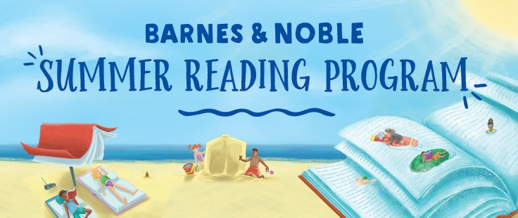Free Book for Kids Through Barnes & Noble Summer Reading Program