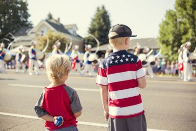 Family-Friendly 4th of July Parades