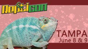 Repticon Tampa Reptile Show | Family-Friendly Tampa Bay