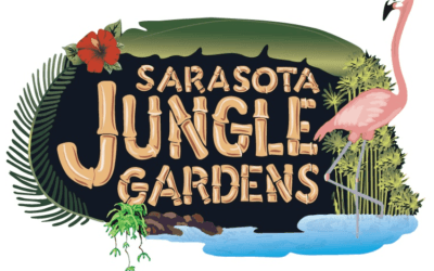 Sarasota Jungle Garden's offers FREE admission for kids for Back 2 School
