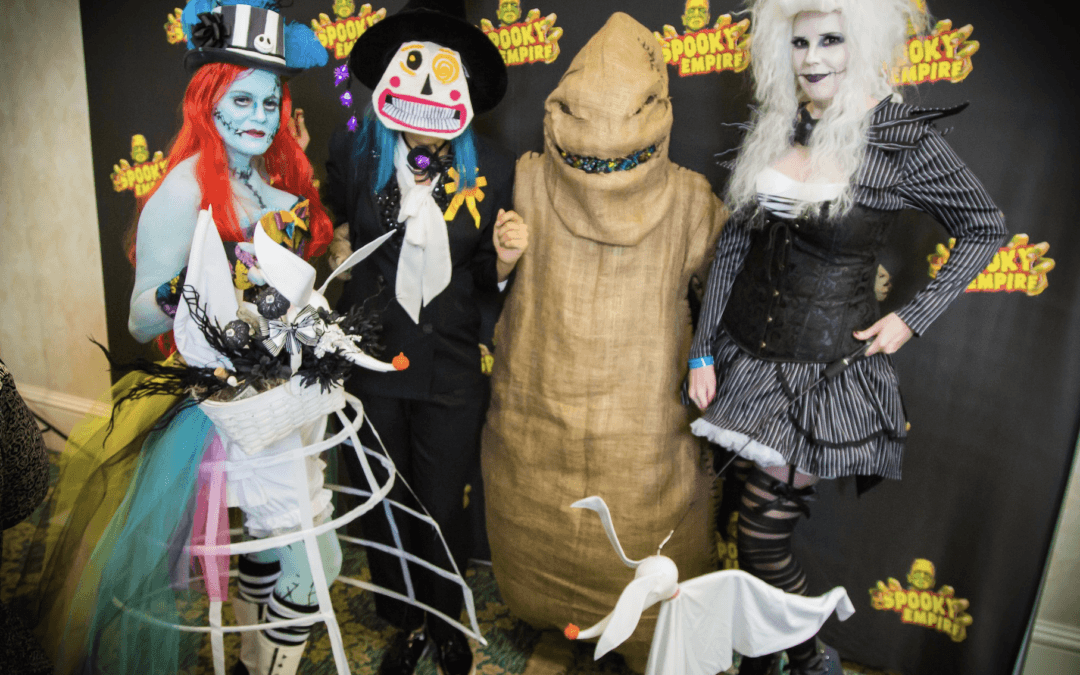Spooky Empire Thriller Convention at Tampa Convention Center