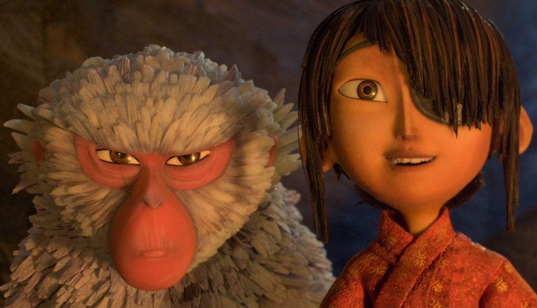 Cinema at the MFA Presents: Kubo and the Two Strings and Cranes Short Film