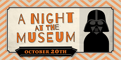 Tampa Bay History Center Night at the Museum 2019