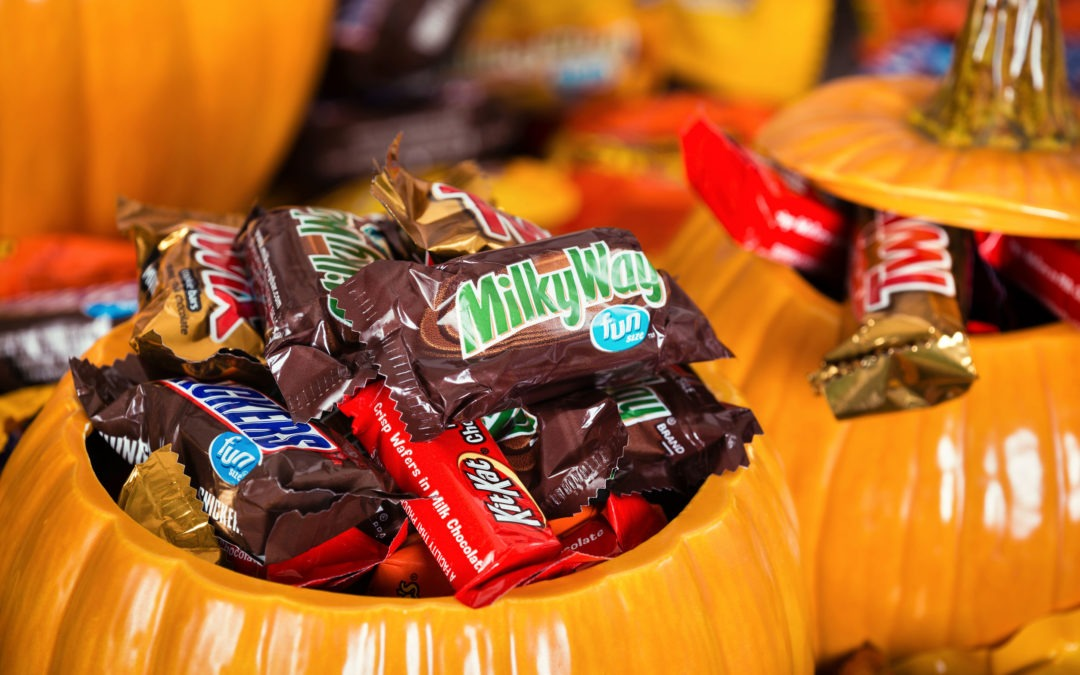 Extra Halloween Candy? Buy Backs, Donations & More